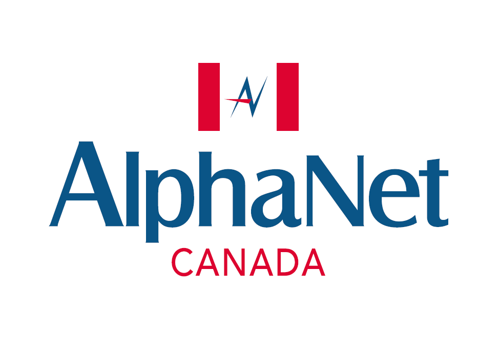 AlphaNet Canada logo